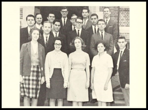 1964 - 1965 - Florida State Debate Team
