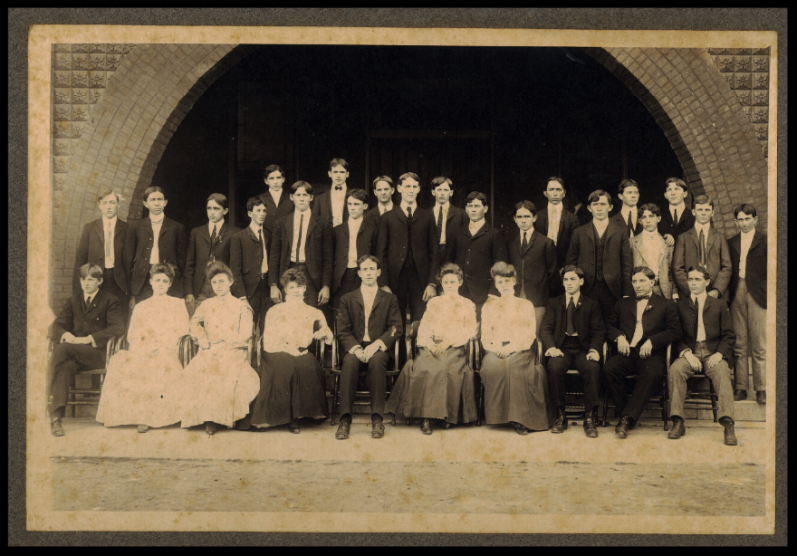 Platonic Debating Society 1903 - 1904