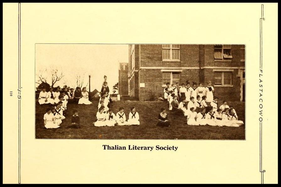 1914-1915 Thalian Literary Society