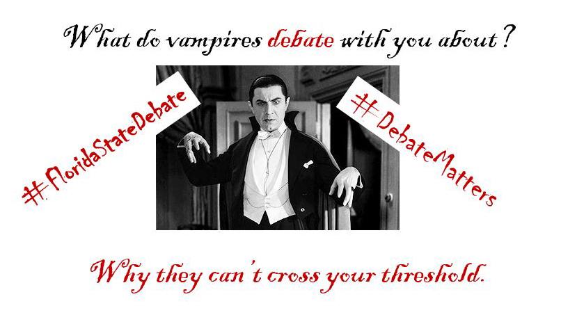 Vampires Debate