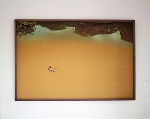 Canoa / Fotografía  100 x 67 cm  Un poco de la magia del Pacífico en casa.  #felipebedoya #photography #pacific #canoa #colombiaart