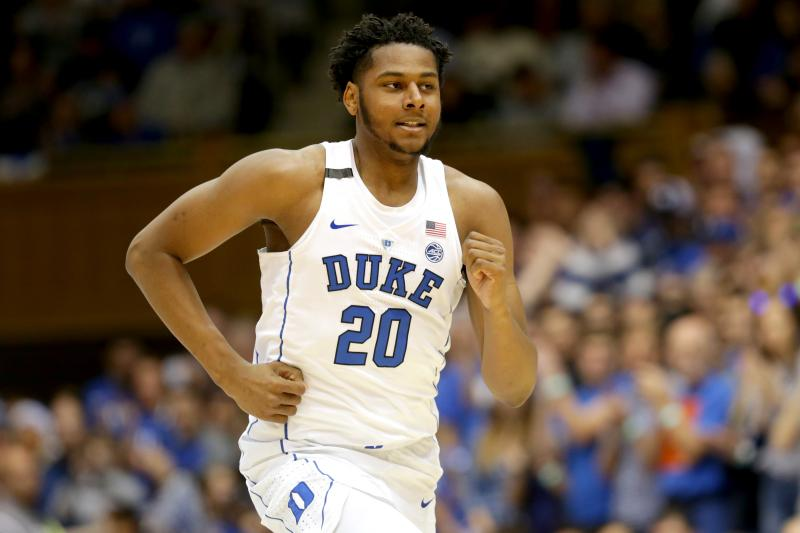Marques Bolden - Center, 6'11, Sophomore