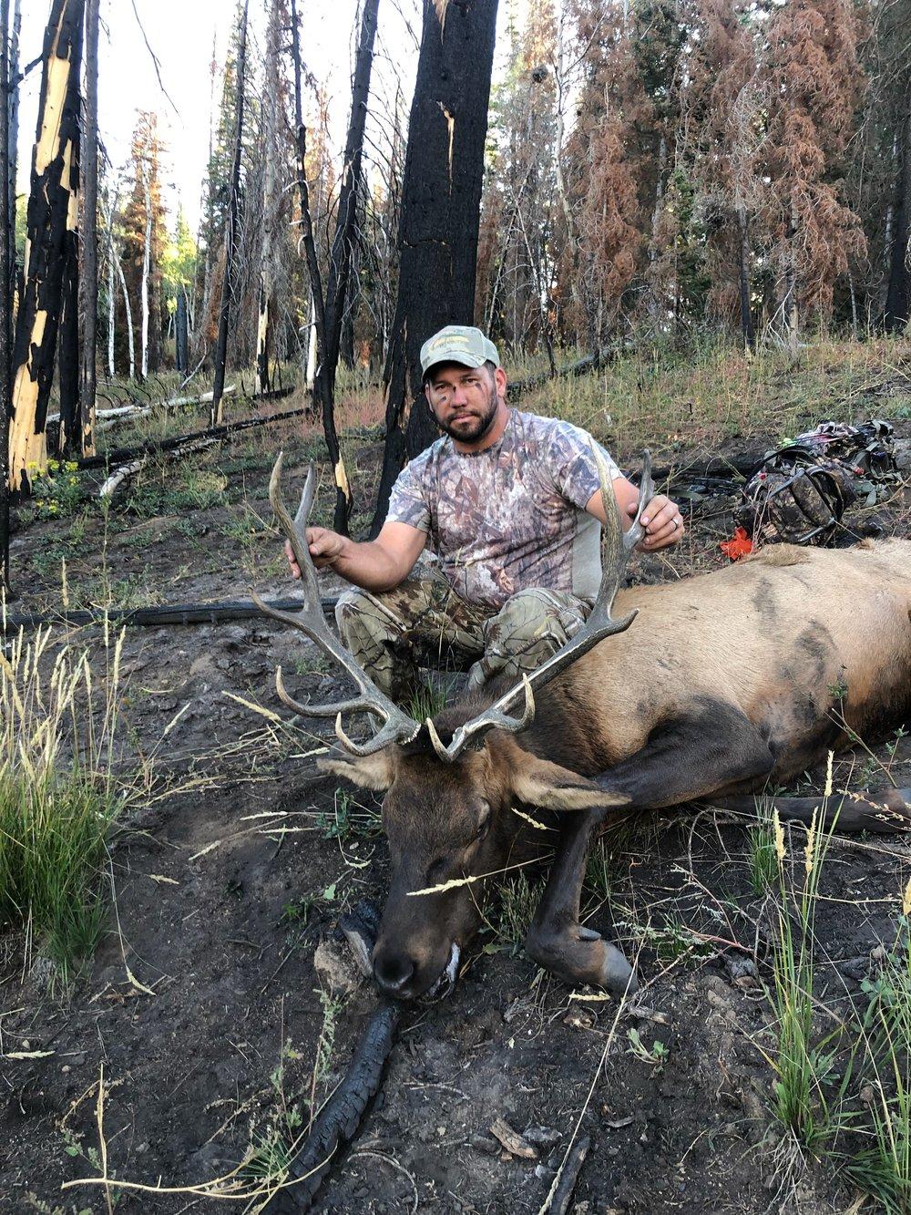 Shane Hock 2018 Wyoming General Tag Archery
