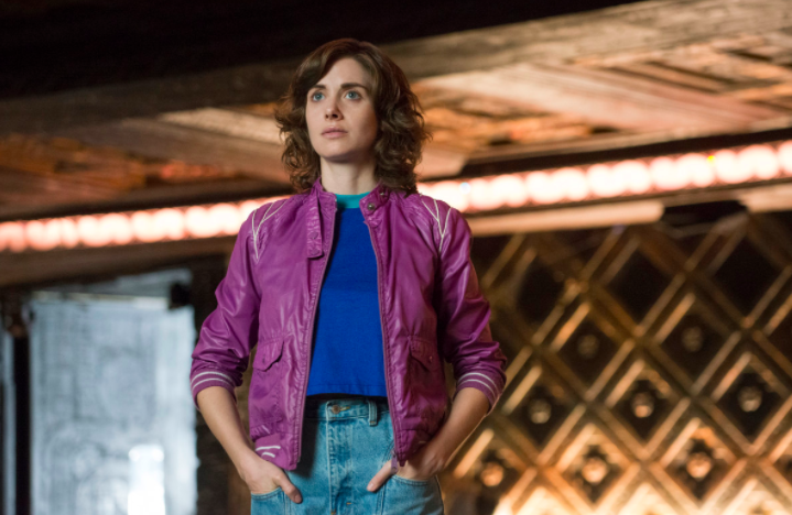 Alison Brie plays Ruth in GLOW