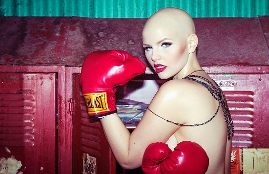 Canadian model spreads message of self-love after second ovarian cancer diagnosis