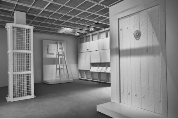 The Evidence Room, a concentration camp designed for death