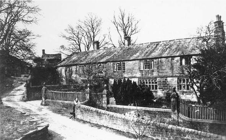 This was apparently Brontë's inspiration for Thrushcross Grange (which was called Ponden Hall. More info and pics  here .