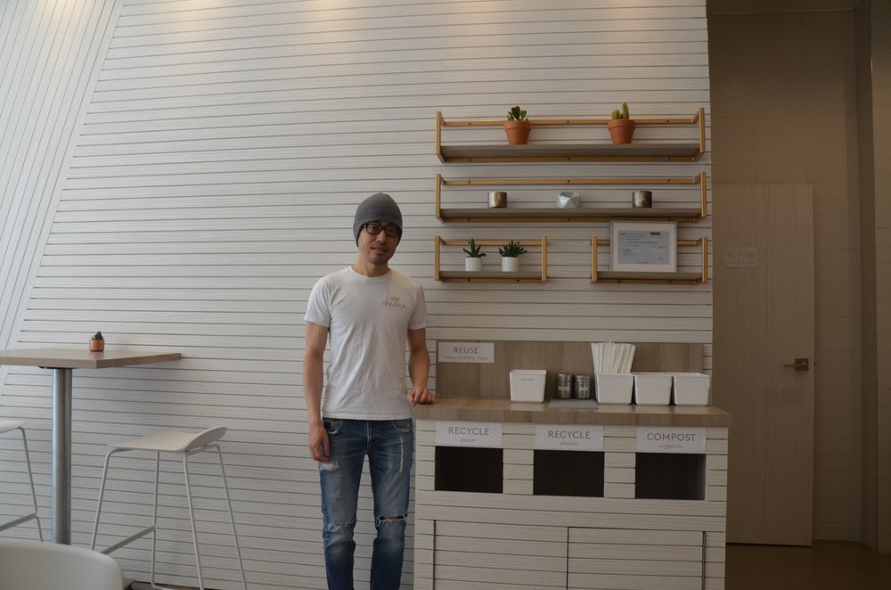 - Toronto restaurant takes coffee cup recycling into its own hands