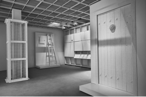 The Evidence Room:A concentration camp designedfor death - A new exhibit at the Royal Ontario Museum is using architecture to show how a Nazi concentration camp was designed specifically for death.