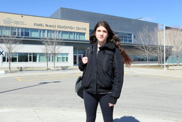 Jewish high school in Vaughan setto close - Students at TanenbaumCHAT north campus are not giving up without a fight