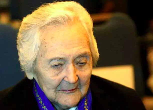 The world says goodbye to war heroine the 'White Mouse.' Who was she? - On Sunday, August 7, the world bid goodbye to the much-celebrated Second World War heroine, nicknamed the'White Mouse', who died in Londonat the age of 98.