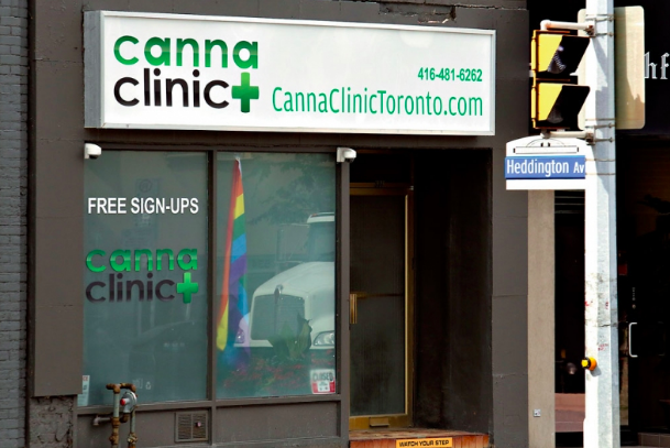 Midtown pot dispensary raided three times - Toronto police target the Canna Clinic chain in a string of raids across the city