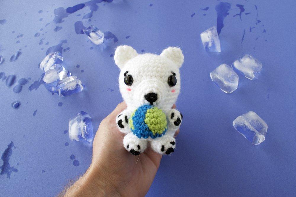 Polar Bear - Climate Change inititive