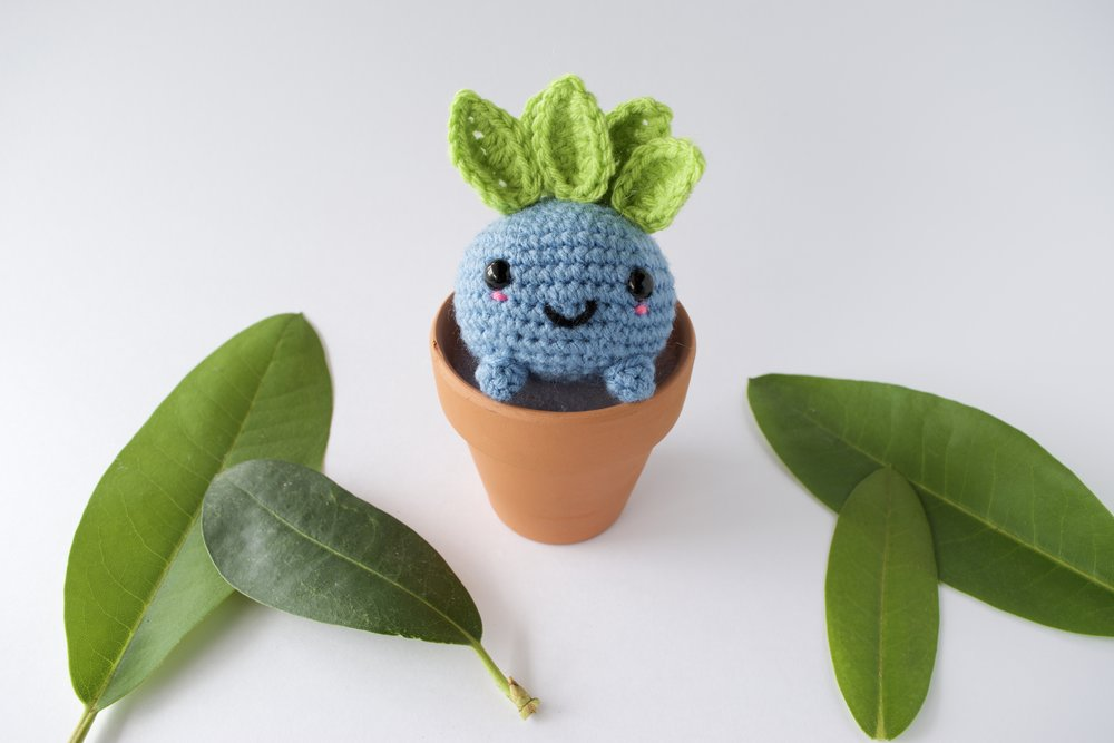 Sprouting Oddish -