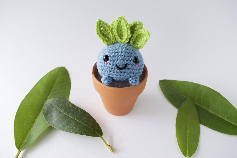 Sprouting Oddish -
