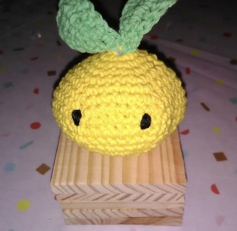 Lemon oddish made from @didydoe