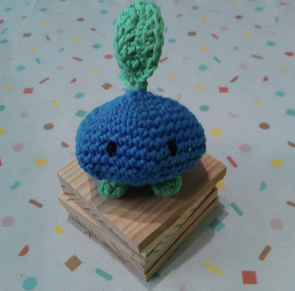 Blueberry oddish made from @didydoe