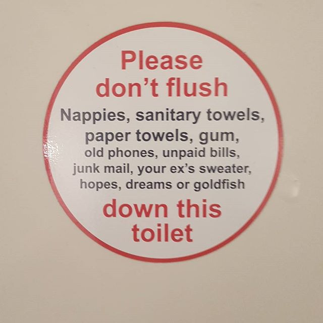 Quality toilet humour on P and O Ferries #comedy #roadtrip #london