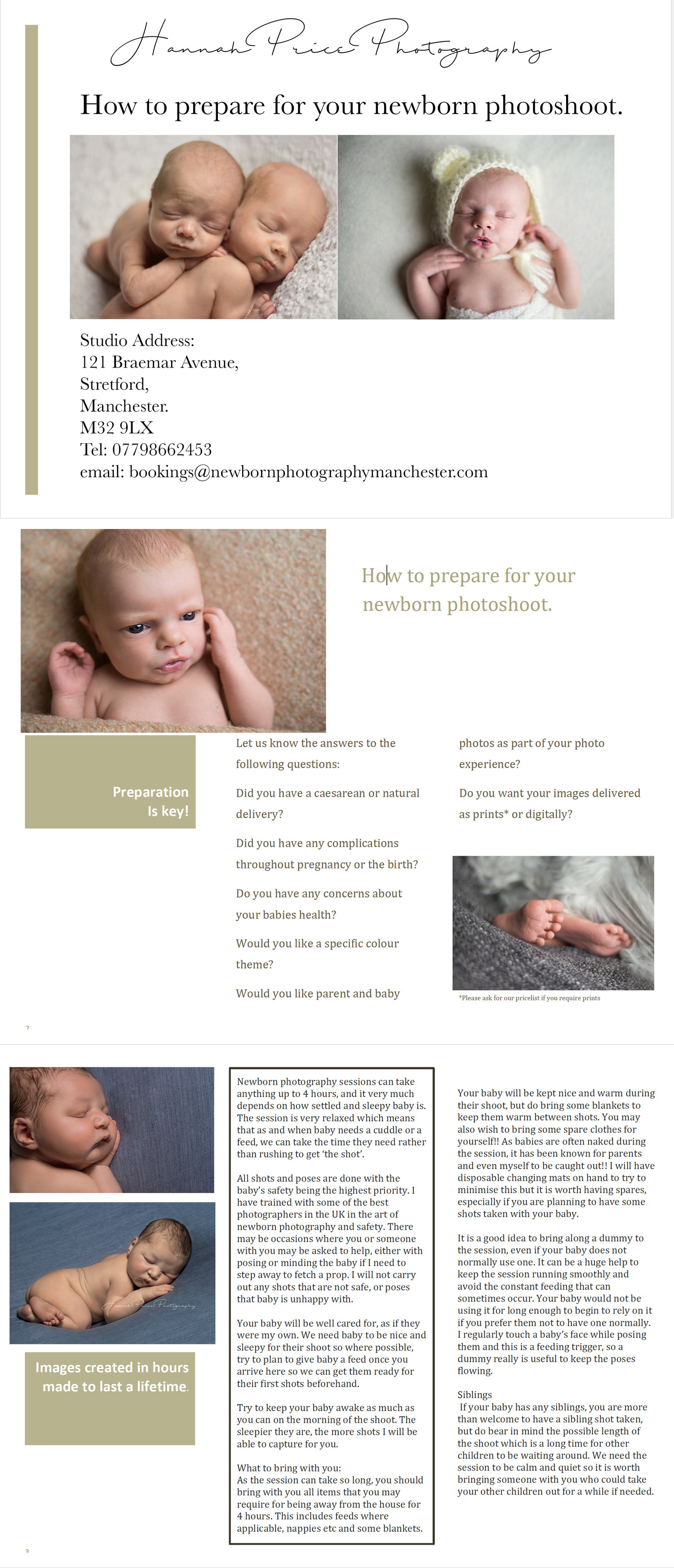 Newborn photography manchester baby me photography