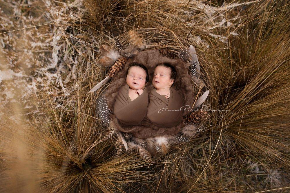 newborn twins photo Manchester
