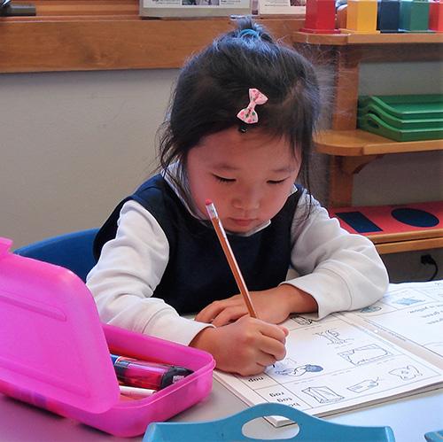 Kindergarten Level -