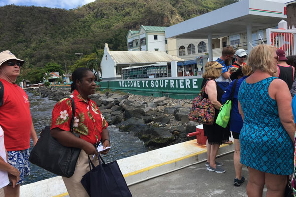 Soufriere Delight - Pack your bags for an enchanting road trip across Saint Lucia's scenic western coast on your way to Soufriere and the majestic Pitons mountains.