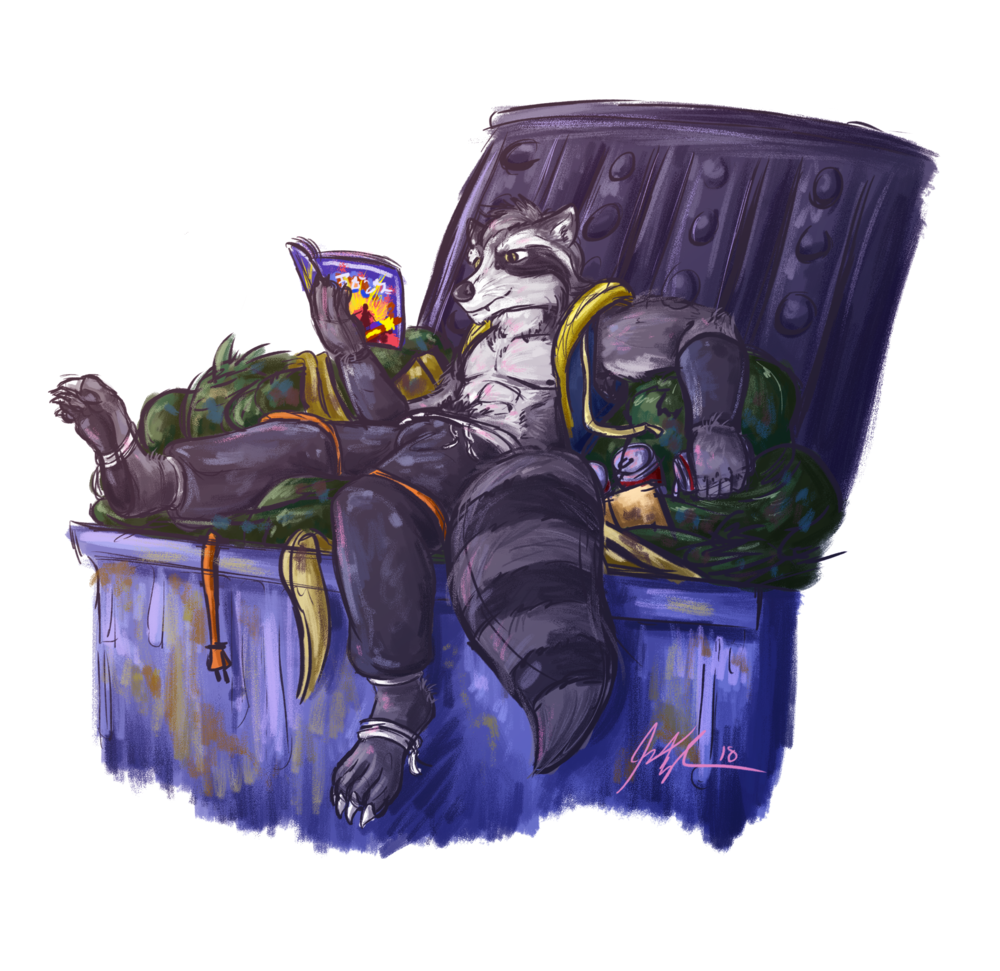 Dumpster Lounging.png