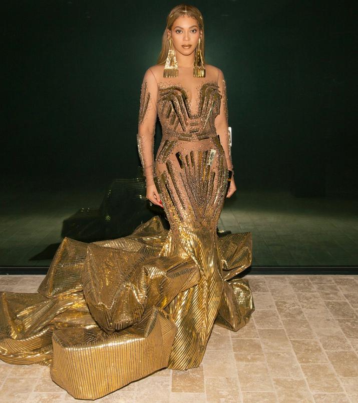 Courtesy Beyonce PHOTO: US MAGAZINE