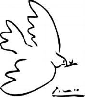 """Dove of Peace"" by Pablo Picasso"