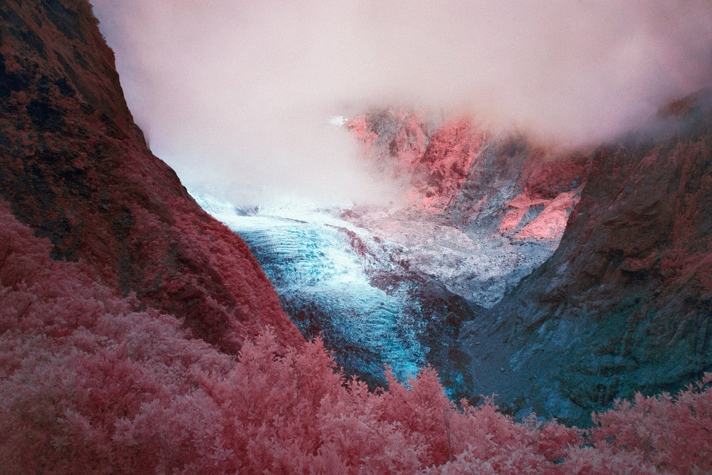Paul Hoi Group Study Infrared Photography New Zealand 2