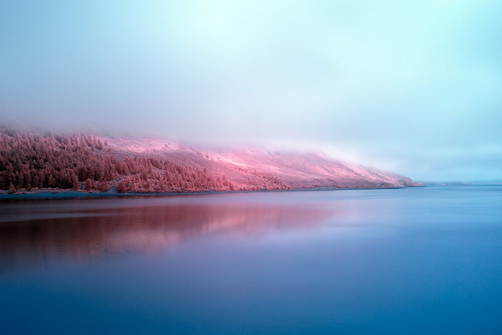 Paul Hoi Group Study Infrared Photography New Zealand 4