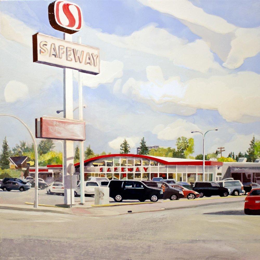 Safeway Clerks