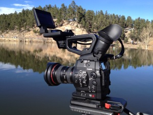 Canon C300 added to Big Pictures Equipment Lineup