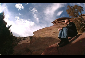 Jerry Schemmel at Red Rocks for ESPN Feature shot by Big Pictures Media