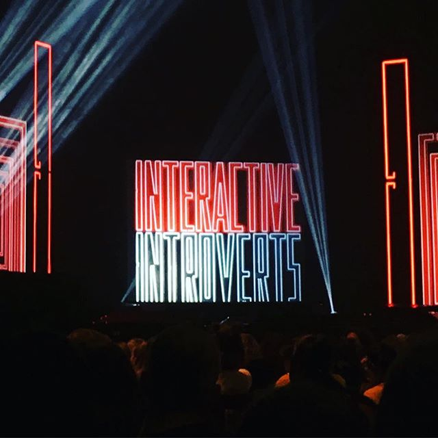 Last night I embraced my inner fangirl and went to see @danielhowell and @amazingphil on tour in Leeds! Was I the oldest person there who wasn't a parent? Possibly. Do I care? Nope! I had the biggest smile on my face throughout the whole show, and afterwards I was so happy I felt like I was walking on air. I started watching Dan and Phil on YouTube in 2014 when I was feeling down, and literally the only way I got through the intense anxiety of my first book coming out was by watching their videos whenever I felt overwhelmed. It's been a few years, and I still can't wait to settle down with a new video of theirs and laugh and smile and let all my worries go for a while. I was nervous that I was silly, a 29-year-old off to see Youtubers on tour, but who cares?? It made me so happy, and we all need a bit more pure uncomplicated happiness, I think!  #authorsofinstagram #author #bookstagram #danandphil