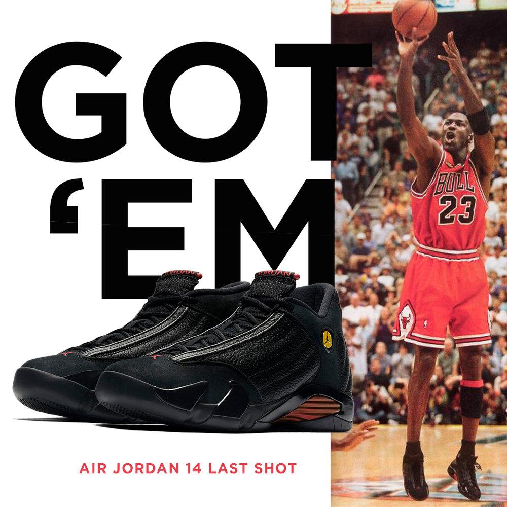 Instagram sneaker release