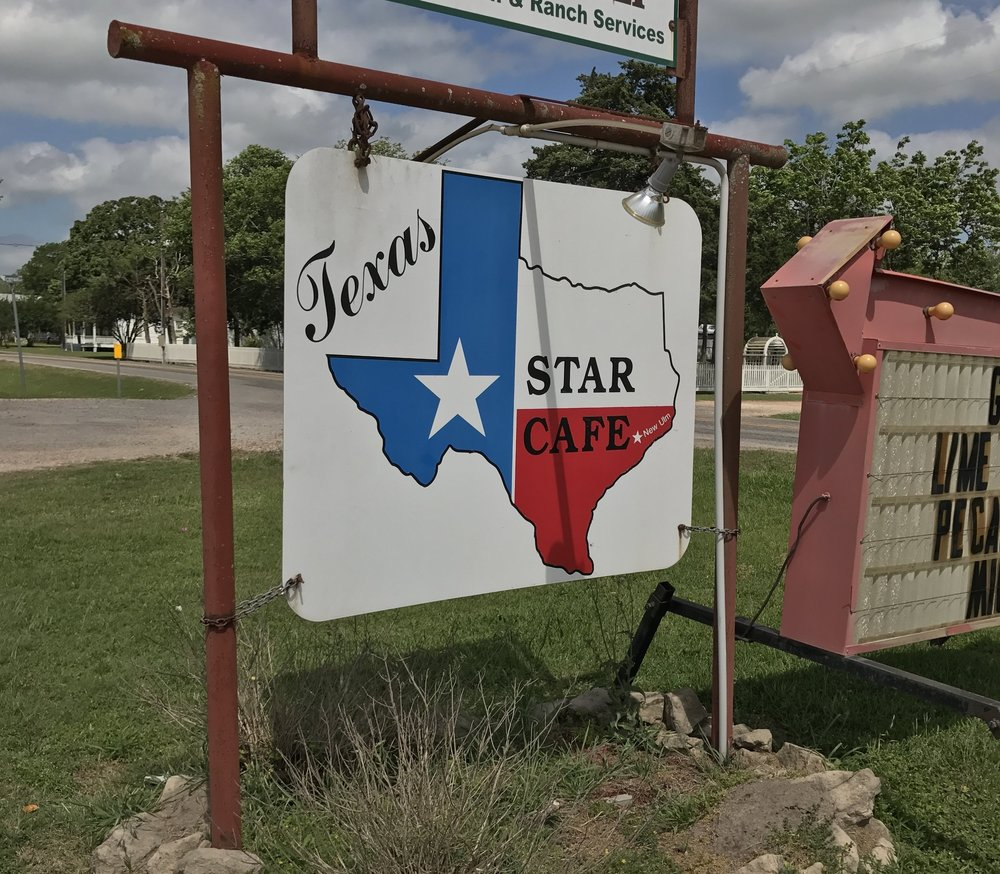 Texas Star Cafe - A small town cafe with a southern atmosphere. Casual dining, family friendly, and family operated! Their hamburgers are a must while in town!24131 Bastrop St.New Ulm, TX 78950