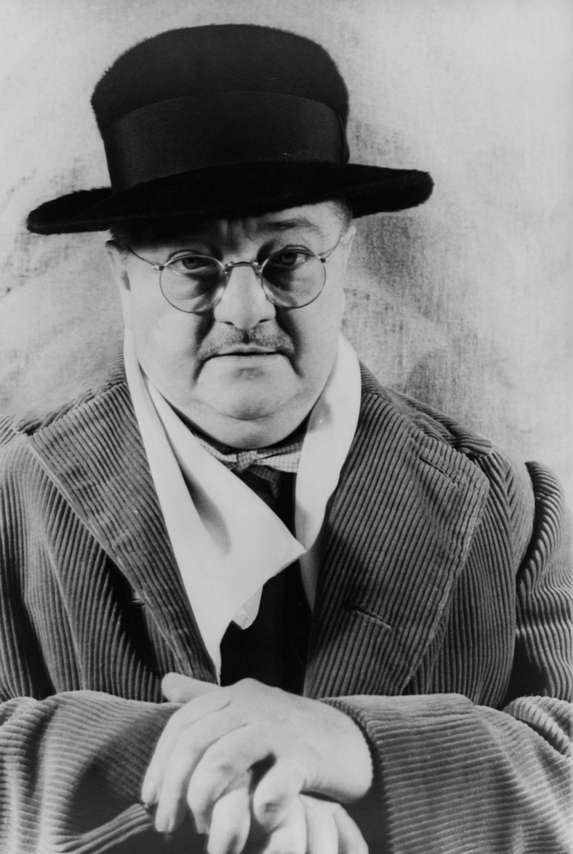 Alexander Woollcott, January 3, 1939.  [Public domain. Courtesy of Library of Congress.]
