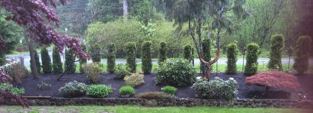 garden maintenance - jinglepot landscaping & irrigation