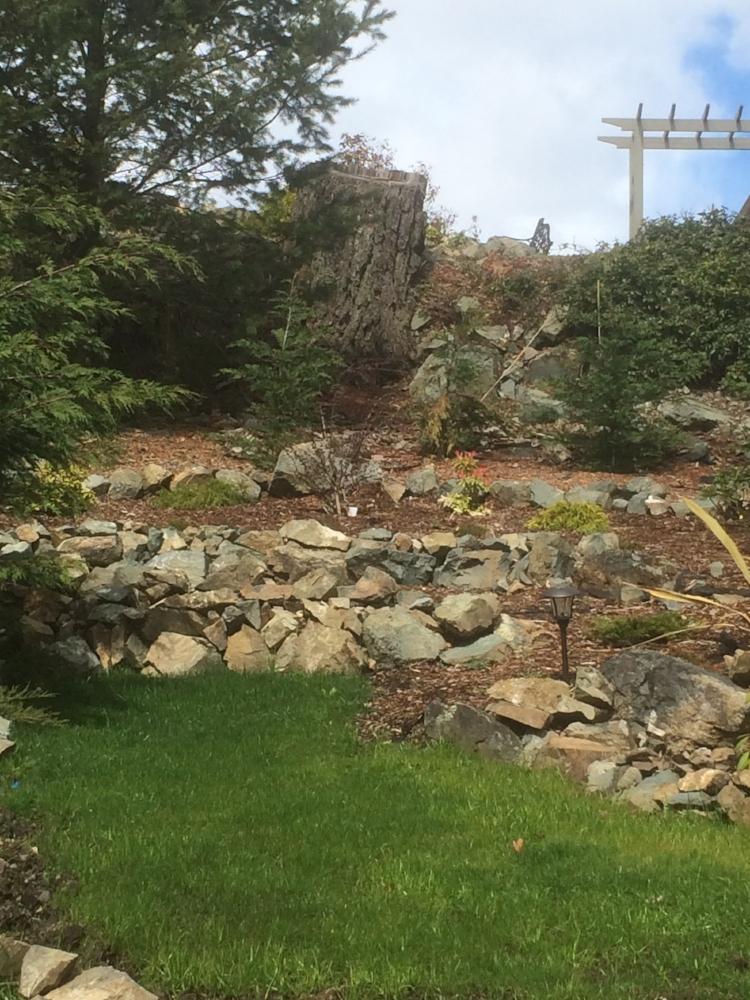 landscaping project Nanaimo BC