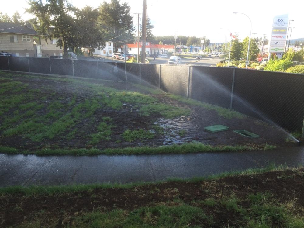 sprinkler system installation - nananimo