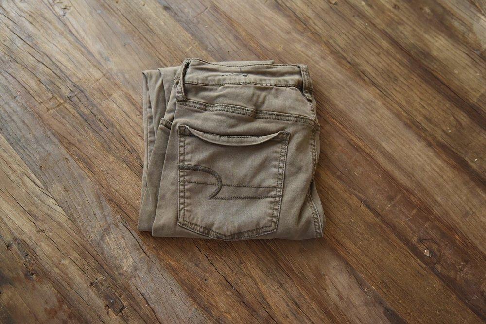 American Eagle Jegging Pants