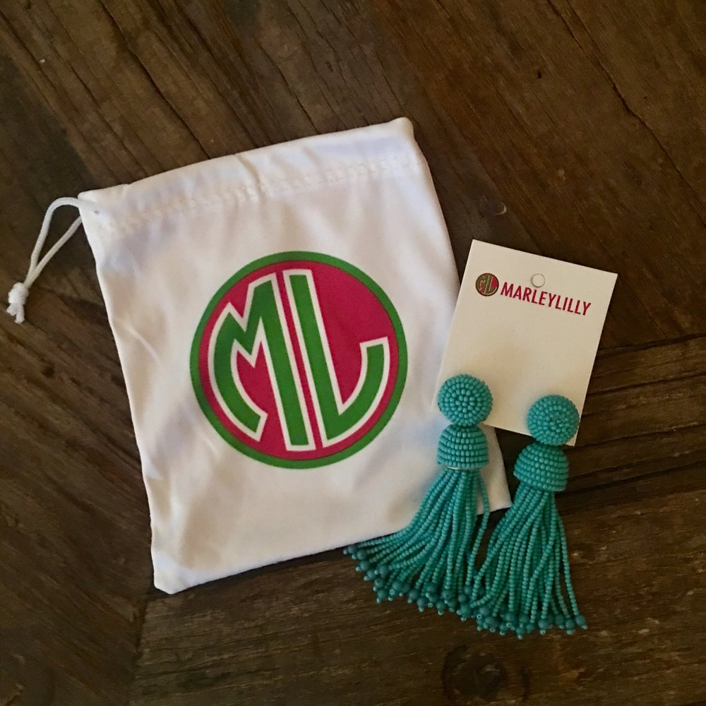 Marley Lilly Tassel Earrings