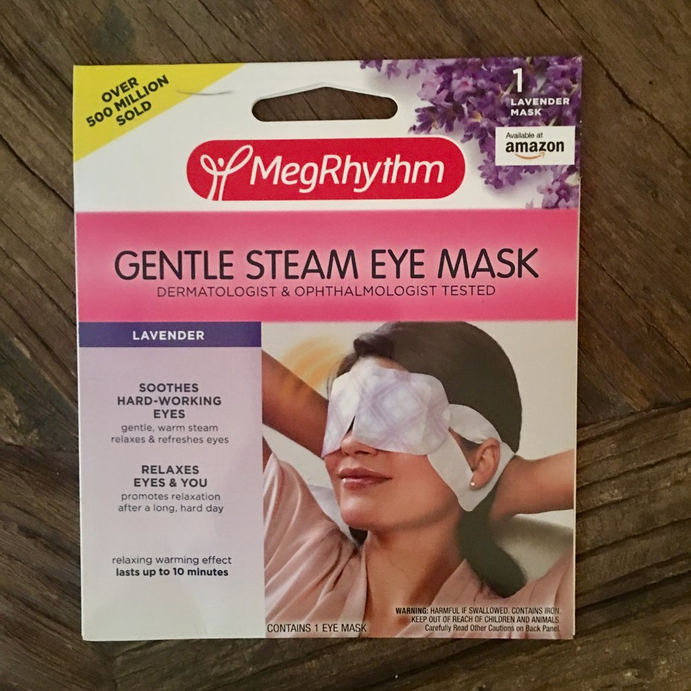 MegRhythm Eye Mask