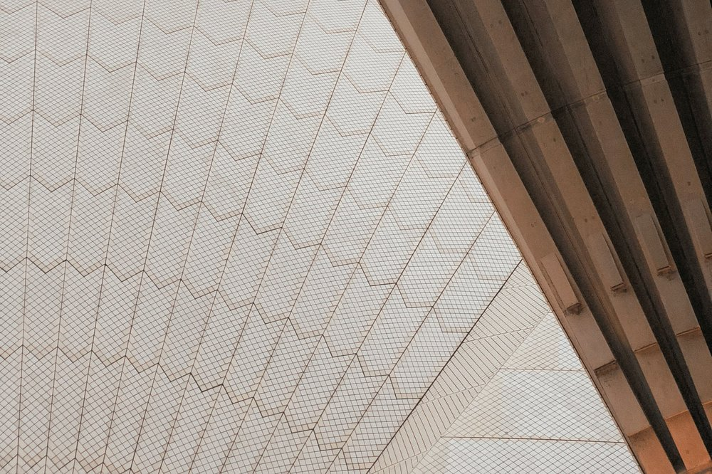 """Opera House - ArchitectureSydney, AustraliaFusing ancient and modernist influences, and situated on a site sacred to the Gadigal people for thousands of years, the sculptural elegance of the Sydney Opera House has made it one of the symbols of twentieth century architecture - a building that, to quote US architect Frank Gehry, """"changed the image of an entire country."""