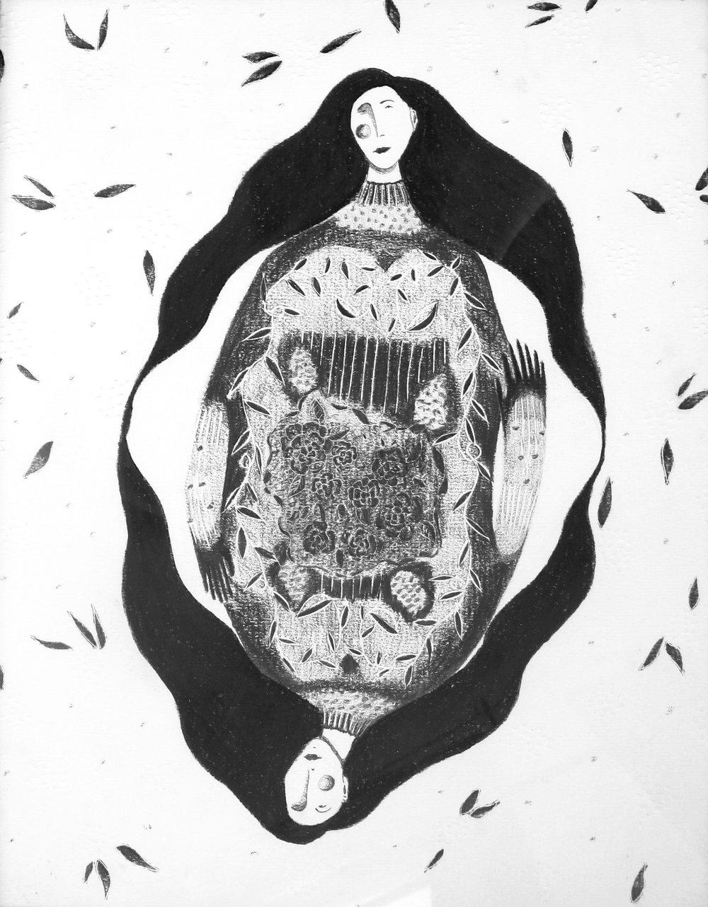 Winter Garden Dress 4