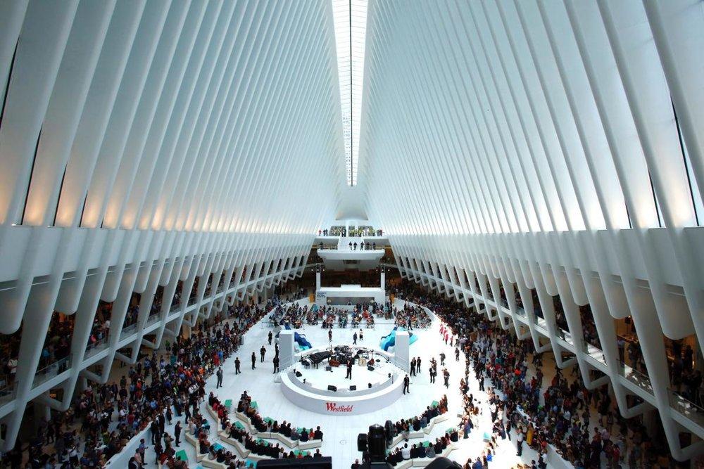 Westfield World Trade Center -