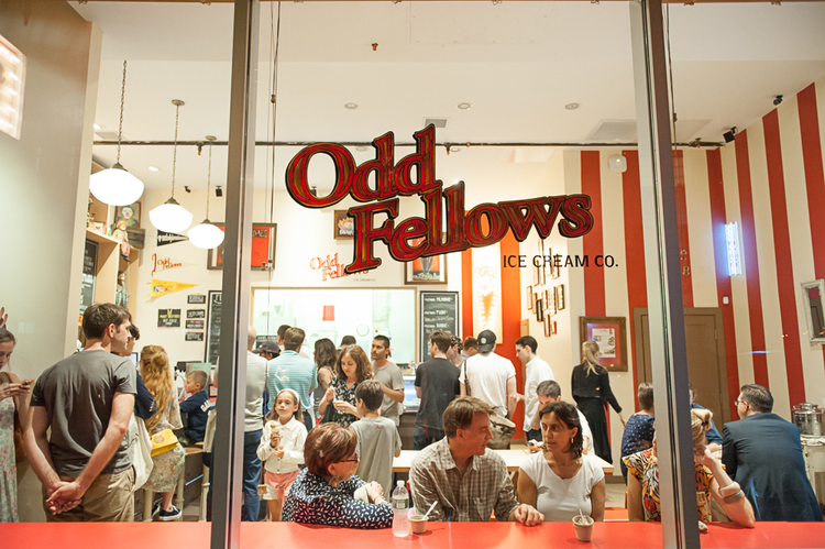 OddFellows Ice Cream (Review Coming Soon) -