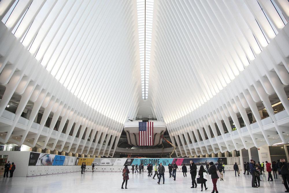 Oculus /Westfield World Trade Center -