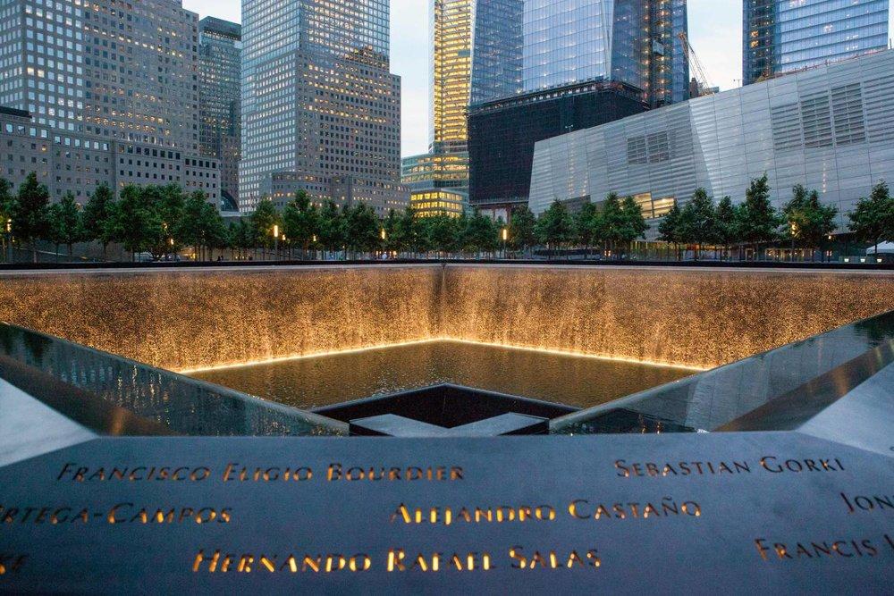 9/11 Memorial -